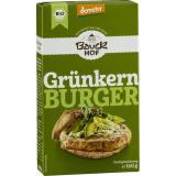 Burger Grünkernburger