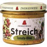 Brotaufstrich Tomate Olive Streich