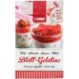 Gelatine Blattgelatine