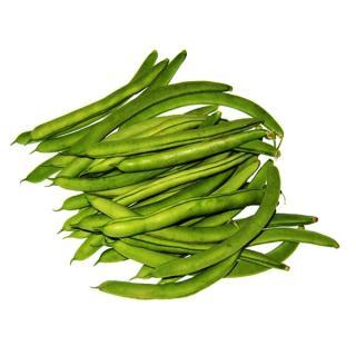 Bohnen Stangenbohnen