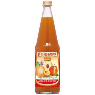 Aprikose-Pfirisch-Acerola Saft