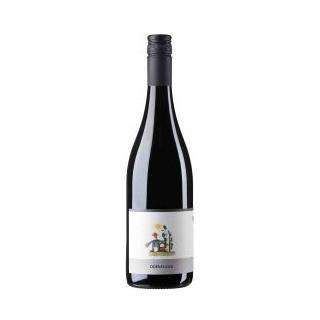 Wein Dornfelder rot  trocken Lebenshilfe