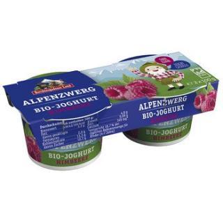 Jogurt Alpenzwerg Himbeer
