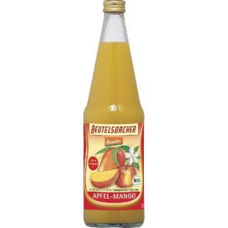 Apfel-Mango-Saft Kiste 6x0,7ltr