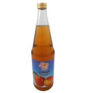 Apfelsaft filtriert