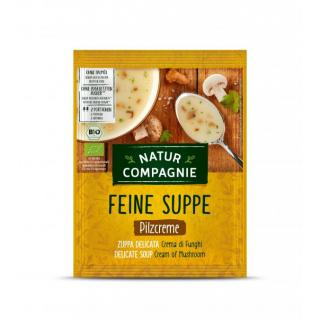 Suppe Pilzcremesuppe