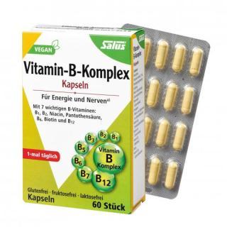 Vitamin-B-Komplexkapseln