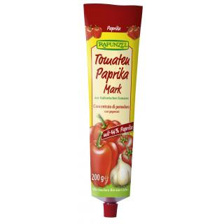 Tomaten Paprika Mark in der Tube