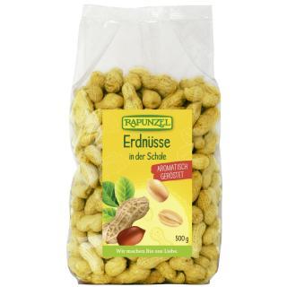 Erdnüsse in der Schale -wieder da-