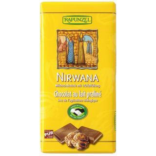 Schokolade Nirwana Milchsch. Trüffelfüll