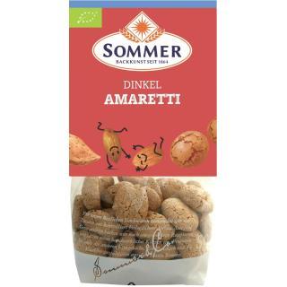 Kekse  Amaretti Mandelgebäck