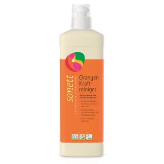 Kraftreiniger Orange konzentriert