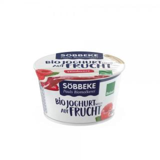 Jogurt auf Himbeere 200gr Becher