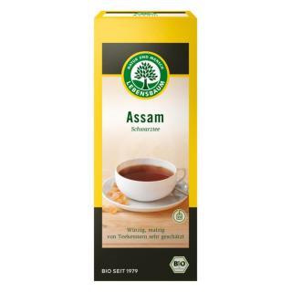 Tee Assam schwarz 20 Btl.