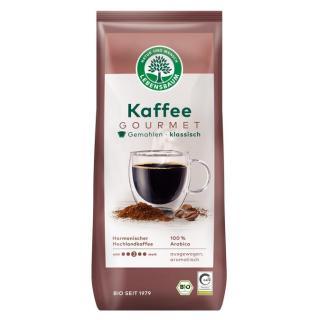 Kaffee Gourmet-Kaffee gemahlen
