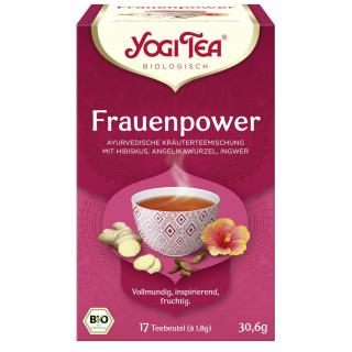 Tee Frauen-Power