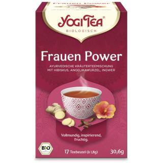 Tee Frauen-Power