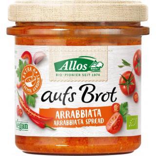 Auf´s Brot Arrabiata von Allos