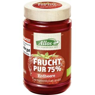 Marmelade Frucht Pur Erdbeere