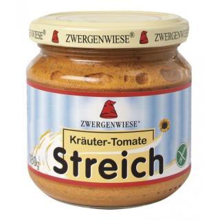 Brotaufstrich Kräuter-Tomate