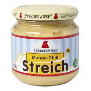 Brotaufstrich Mango-Chili
