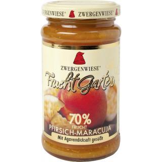 Marmelade Pfirsich-Maracuja