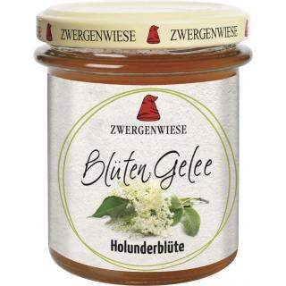 Marmelade Gelee Holunderblüte