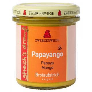 """Brotaufstrich    """"Papayango"""""""