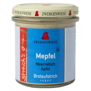Brotaufstrich Mepfel - Meerrettich / Apfel