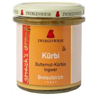 """Brotaufstrich  """"Kürbi"""""""