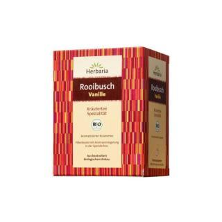 "Tee ""Rooibusch-Vanille""  Filterbeutel"