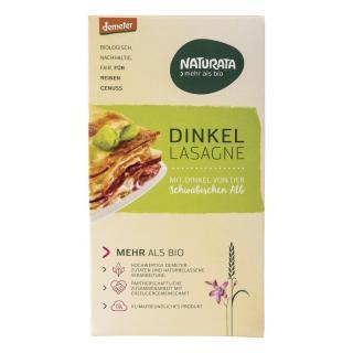 Nudeln Dinkel Lasagneblätter hell DEMETER