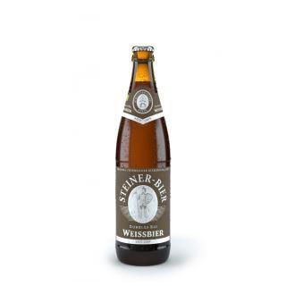 Heinz von Stein Weißbier dunkel