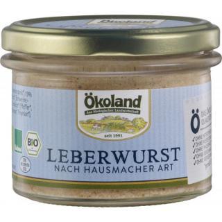 Leberwurst nachHausmacher Art im Glas