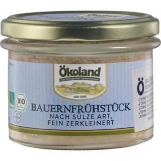 Bauernfrühstück in Sülze * NEU *