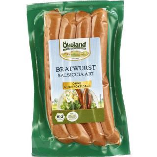 Bratwurst Salsiccia-Art, 4 St.