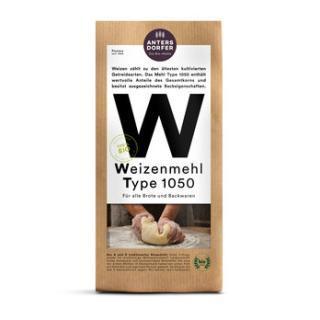 Weizenmehl Typ 1050  Regional
