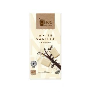 Schokolade White Vanilla-Weiße Rice