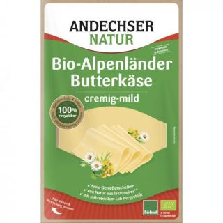 Käse Alpenländer Butterkäse in Scheiben