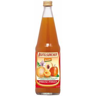 Aprikose-Pfirsich-Acerola Saft Kiste *NEU*