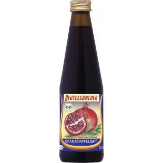Granatapfelsaft-Direktsaft