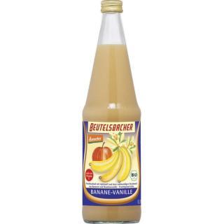 Fruchtsaft Banane-Vanille