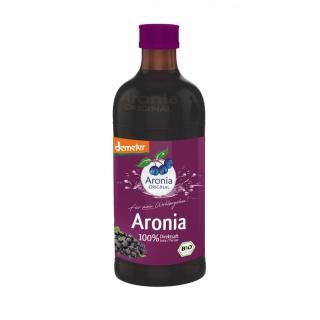 Aronia Direktsaft DEMETER