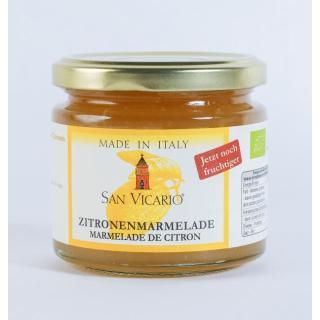 Marmelade Zitronenmarmelade