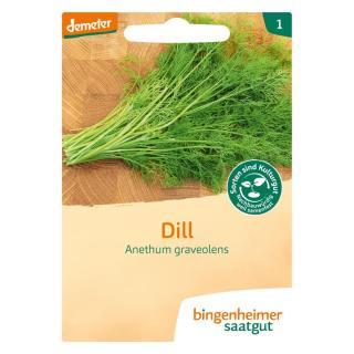 Saatgut Kräuter Dill