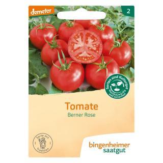 Saatgut Fleisch - Tomate Berner Rose