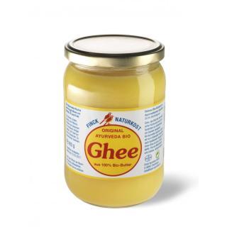 Ghee ayurvedisch (Butteröl)