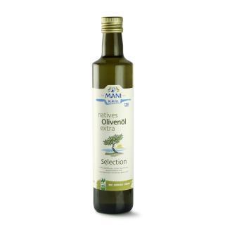 """Öl Olivenöl """"Mani Bläuel"""""""