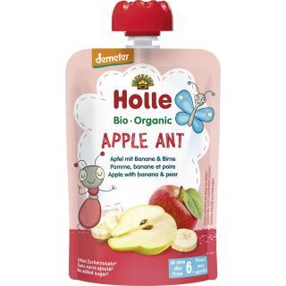 Baby Quetschie Apple Ant (Apfel m. Banane & Birne)