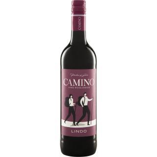 Wein Camino Lindo DOP La Mancha rot
